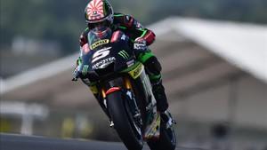 Zarco corre en casa en Le Mans