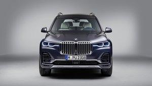 Nuevo BMW X7.