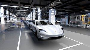 Sistema de producción Porsche 4.0