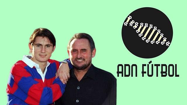 ADN Fútbol. La descendencia de Frank Lampard Sr.: un genio dentro y fuera del campo