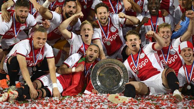 El Ajax ya es campeón de la Eredivisie