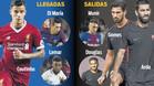 Algunos de los nombres propios de las últimas horas del mercado del Barça
