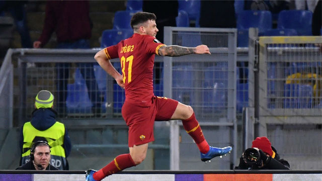 Así ha sido el gol de Carles Pérez con la Roma