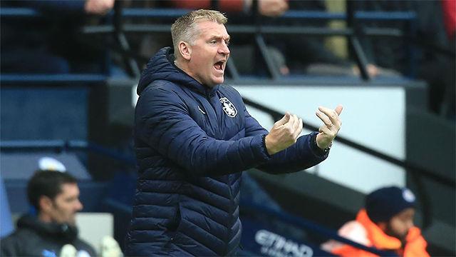 El Aston Villa se llevó los tres puntos en casa del Burnley