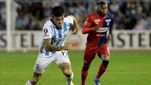 Atlético Tucumán e Independiente de Medellín chocaron en Argentina