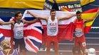 El azulgrana Pablo Sánchez-Valladares, bronce en 800 metros