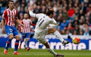 Bale jugó por última vez ante el Sporting