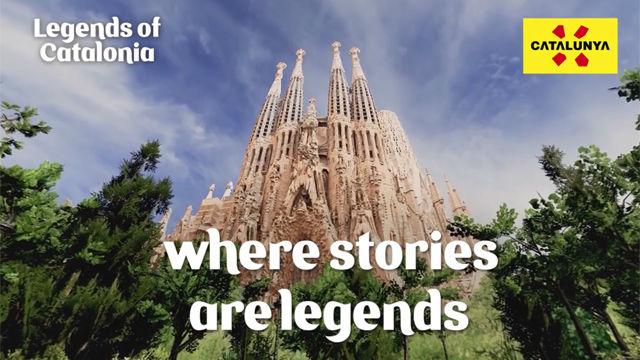 El Barça acoje la presentación de Legends of Catalonia