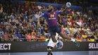 El Barça Lassa sigue líder en Asobal