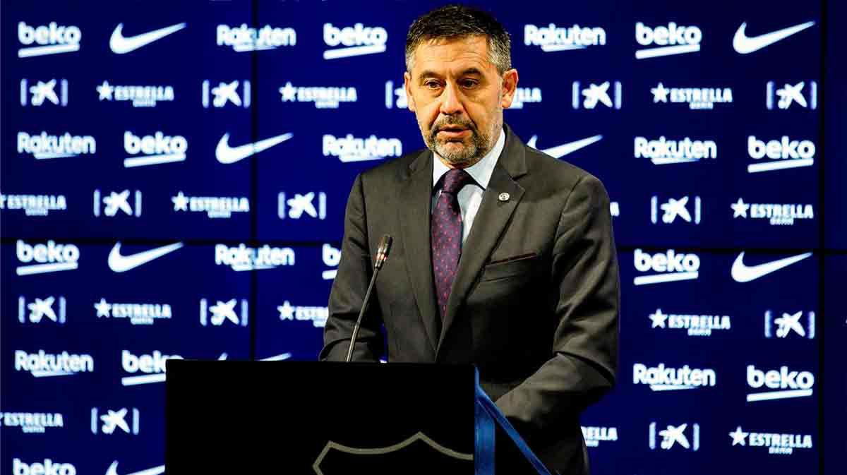 Bartomeu: Entiendo el enfado de Messi, pero había una cláusula que había que respetar