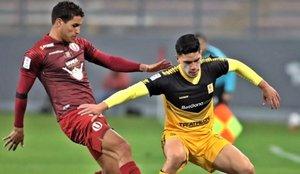 Cantolao y Universitario protagonizaron un muy discreto partido en el regreso del fútbol peruano tras la cuarentena ocasionada por el coronavirus