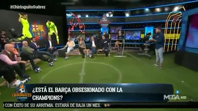 La comparativa entre Suárez y Benzema de la que saca pecho el madridismo