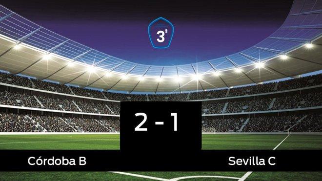 El Córdoba B se queda los tres puntos frente al Sevilla C