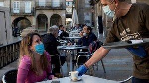 Datos del coronavirus en Catalunya a 27 de noviembre