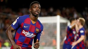 Dembélé estará disponible