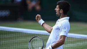 Djokovic volverá a luchar por el título de Wimbledon