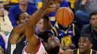 Durant volvió a ser el mejor de los Warriors