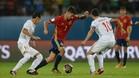Ferrán Torres brilló en el Mundial sub17