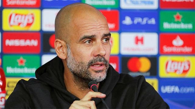 Guardiola: No me quejaré por las bajas