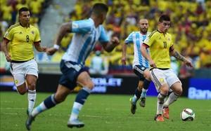 Horario y dónde ver el Argentina - Colombia