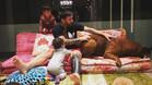 Hulk, el perro de Messi, ha provocado la reacción de los seguidores