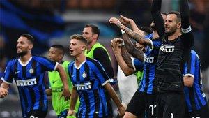 El Inter está construyendo un proyecto muy serio