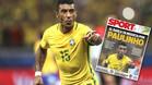 El interés por Paulinho que Sport adelantó se confirmó mediante un comunicado del Guangzhou