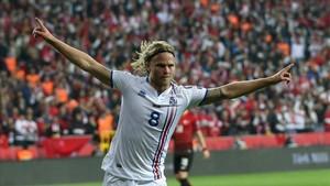 Islandia no ha conseguido ganarle a una selección que no irá al Mundial