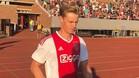 De Jong ya tiene dorsal en el Ajax