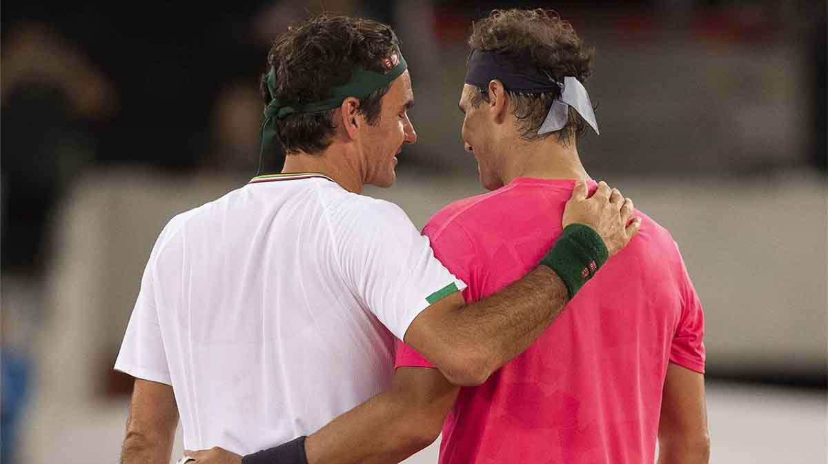 Koubek: Nadal y Federer están acostumbrados a tomarse descansos