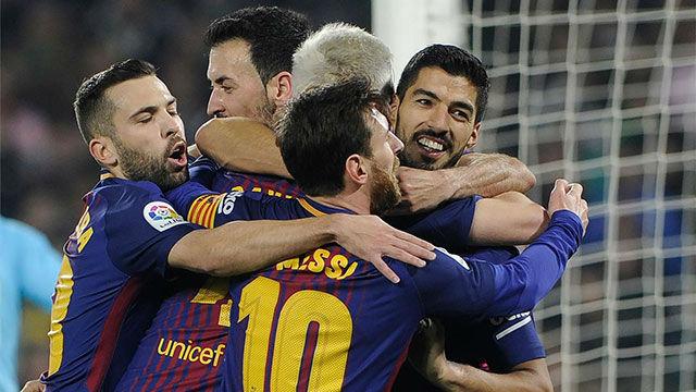 LALIGA | Betis - FC Barcelona: La maravilla de Leo Messi