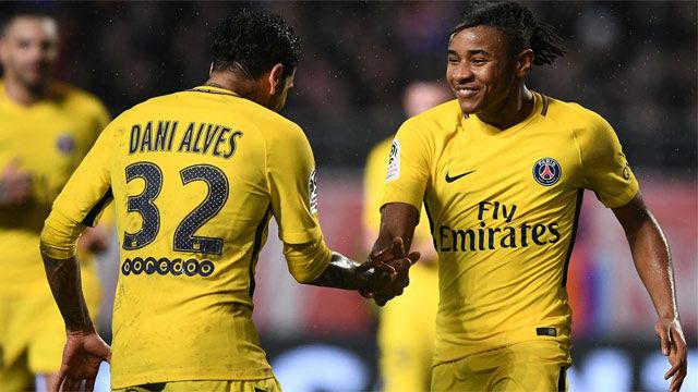 LALIGA FRANCIA | Troyes - PSG (0-2)