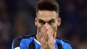 Lautaro Martínez habría llegado a un acuerdo con el Barcelona, según ESPN