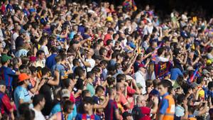 Los aficionados que vayan al Camp Nou tendrán servicio de metro hasta la 1