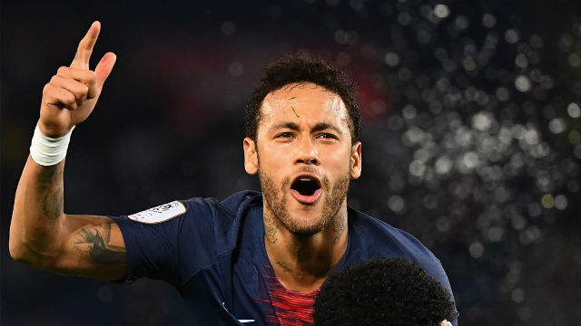 Los goles de Neymar en la última temporada de la Ligue 1