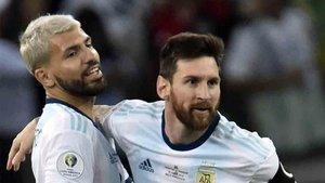 Messi confía en la clasificación de Argentina