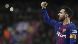 Messi siempre decide las finales