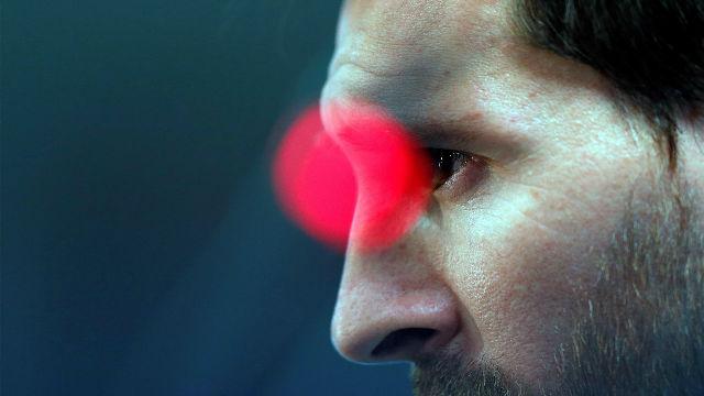 Messi volvió a enfrentarse al micrófono para hacer autocrítica de lo sucedido en Anfield