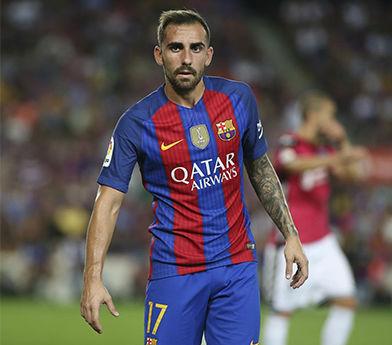 Paco Alcácer - Todo sobre el delantero del FC Barcelona