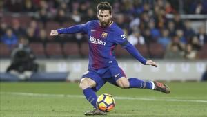 El panel de expertos del diario The Guardian han escogido a Messi como Mejor del 2017