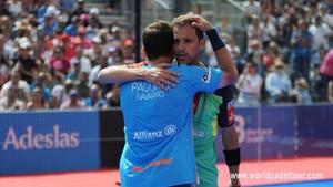 Paquito y Martín, finalistas