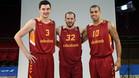 La plantilla del Galatasaray posando en el media day