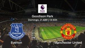 Previa del duelo de la jornada 35: Everton contra Manchester United