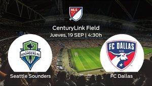 Previa del encuentro de la jornada 37: Seattle Sounders contra FC Dallas
