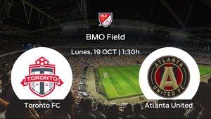 Previa del encuentro: el Toronto FC defiende el liderato ante el Atlanta United