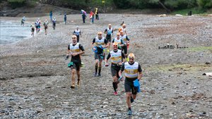 La prueba ha contado con la participación de 400 deportistas.