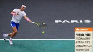 Rafa vuelve a situarse en la primera plaza del ranking ATP