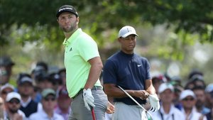 Rahm y Tiger, la gran atracción en la primera jornada del Masters