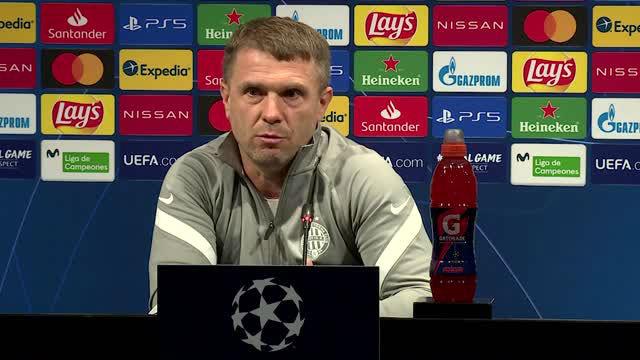 Rebrov aclara sus palabras sobre Messi