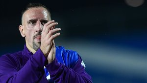 Ribéry: A los 36 años, todavía tengo el mismo hambre
